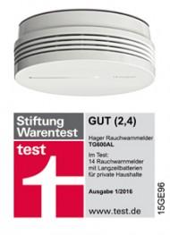 Hager - Standard-Rauchwarnmelder Q