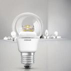 LED-Licht ist eine neue Dimension - Das neue LED-Lampen Sortiment von OSRAM