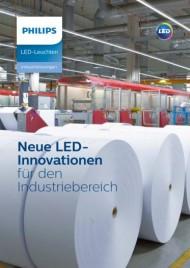 Philips - LED-Innovationen für professionelle Lichttechnik und  Industriebeleuchtung