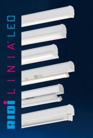 Ridi - LED-Lichtband RIDI LINIA in zahlreichen Variationen