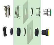 Schneider Electric: Harmony Montagekit
