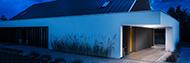 STEINEL: Deckenleuchte Vario Quattro PRO LED mit vier Infrarot-Sensoren